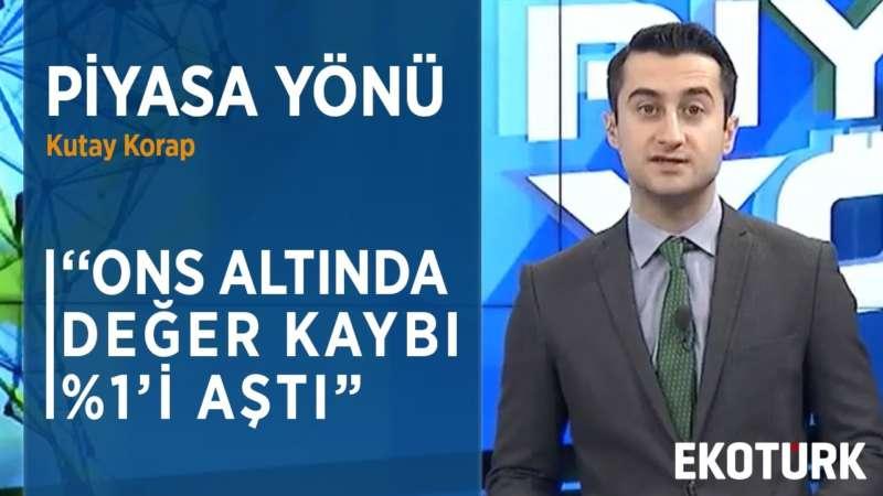 YATIRIMCI BORSADA ALIM YAPMALI MI? | Kutay Korap |Cenk Akyoldaş | Dr. Ali Orhan | 19.03.2020