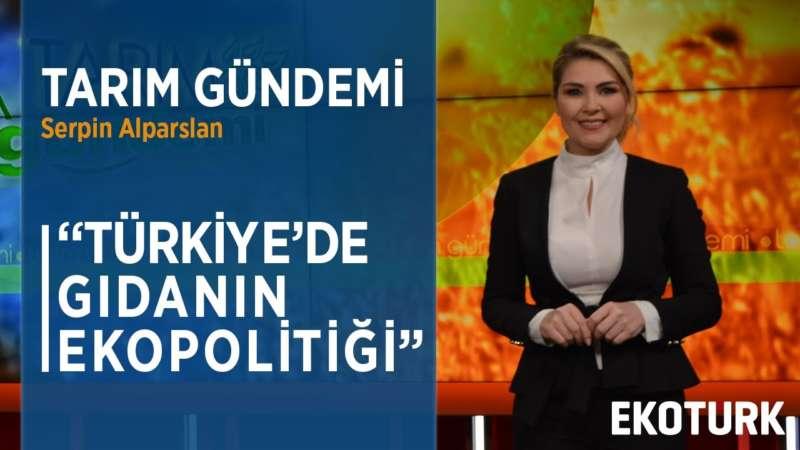 EKOPOLİTİK NE DEMEK? | Serpin Alparslan| Serdar Sement | 09.03.2020