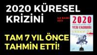 2020 KÜRESEL KRİZİNİ TAM 7 YIL ÖNCE TAHMİN ETTİ, EKONOMİ HABERLERİ – DÜNYANIN HABERİ 73 – 22.03.2020