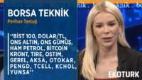 AHMET MERGEN'DEN TEKNİK ANALİZLER | Perihan Tantuğ | 30.03.2020