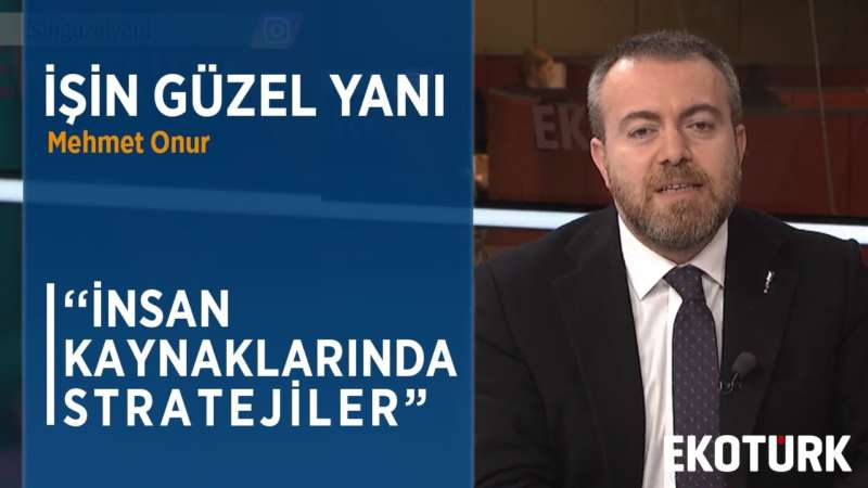 TEKNOLOJİ SEKTÖRÜNDE ÇALIŞMA ŞARTLARI NASIL? | Mehmet Onur | Esra Gaon | 10.03.2020