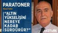 GRAM ALTIN NE ZAMAN 400 TL OLUR?    Murat Tufan   Mehmet Ali Yıldırımtürk    27.03.2020
