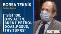 AHMET MERGEN'DEN TEKNİK ANALİZLER | Perihan Tantuğ | 20.03.2020