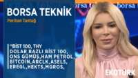 AHMET MERGEN'DEN TEKNİK ANALİZLER | Perihan Tantuğ | 27.03.2020