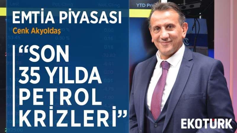PİYASADA SON ALTIN FİYATLARI | Cenk Akyoldaş | 10.03.2020