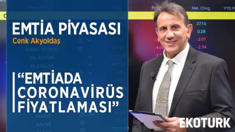 GRAM ALTIN NE KADAR? | Cenk Akyoldaş | 12.03.2020