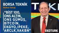AHMET MERGEN'DEN TEKNİK ANALİZLER | Perihan Tantuğ | 16.03.2020