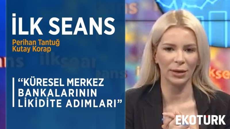 BORSA İSTANBULDA NEGATİF AÇILIŞ | Perihan Tantuğ | Kutay Korap | 30.03.2020