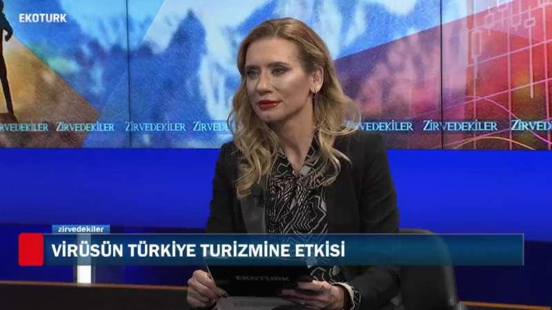 VİRÜSÜN TÜRKİYE TURİZMİNE ETKİSİ | 16.03.2020