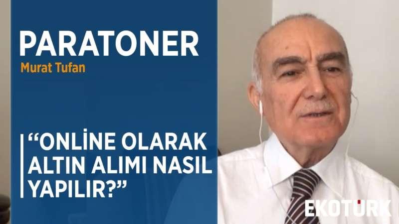 ALTIN ALMANIN ZAMANI MI? Murat Tufan | Mehmet Ali Yıldırımtürk | Dr. Saim Yiğit Bayrak | 20.03.2020