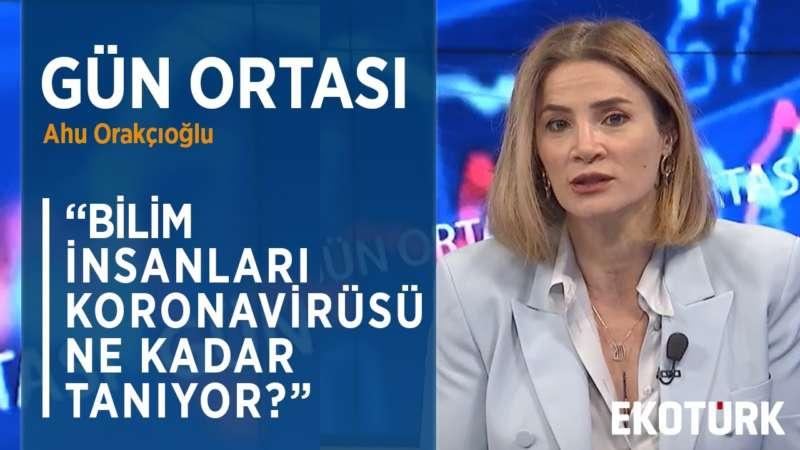 KORONAVİRÜS TEŞHİSİNDE YERLİ TANI KİTİ   Ahu Orakçıoğlu   Dr. Onur Bilenoğlu   24.03.2020