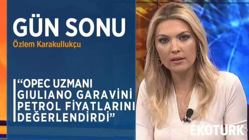PETROL FİYATLARINDAKİ DÜŞÜŞ %31'İ GÖRDÜ | Özlem Karakullukçu | Giuliano Garavini | 09.03.2020