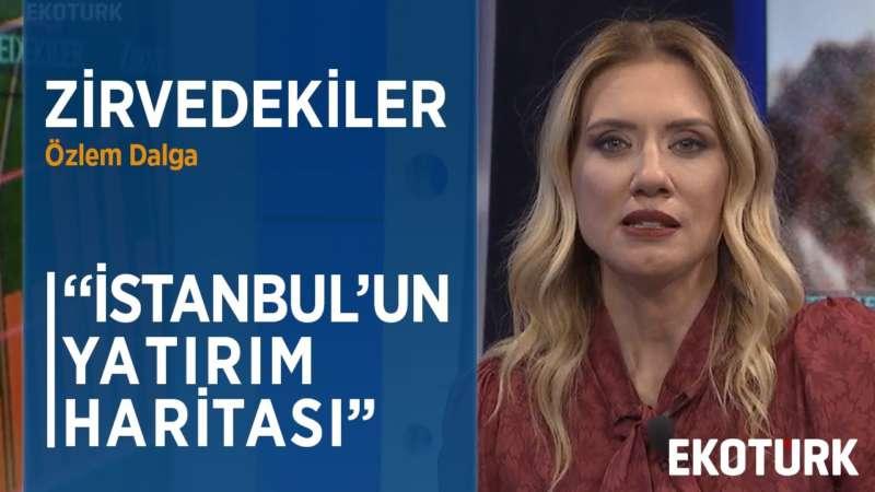 İSTANBUL'UN YENİ YOL HARİTASI   Özlem Dalga   Nihat Narin   09.03.2020