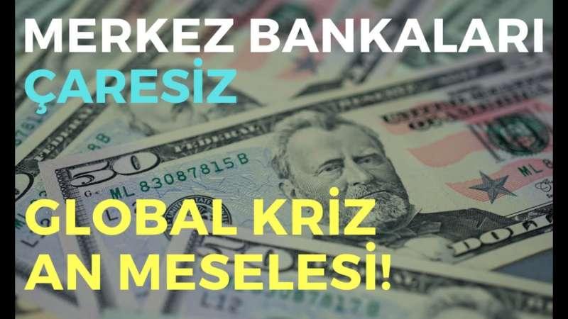 MERKEZ BANKALARI ÇARESİZ GLOBAL KRİZ AN MESELESİ EKONOMİ HABERLERİ - DÜNYANIN HABERİ 67 - 12.03.2020