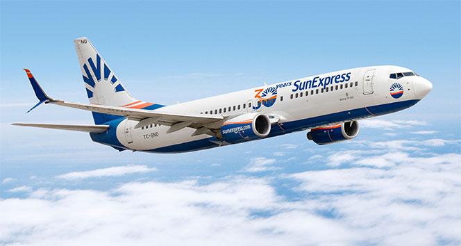 SunExpress kış programını erken açıkladı