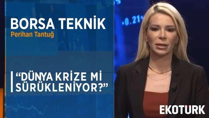HİSSELERDE DÜŞÜŞ DEVAM EDER Mİ?   Perihan Tantuğ   Ahmet Mergen   09.03.2020
