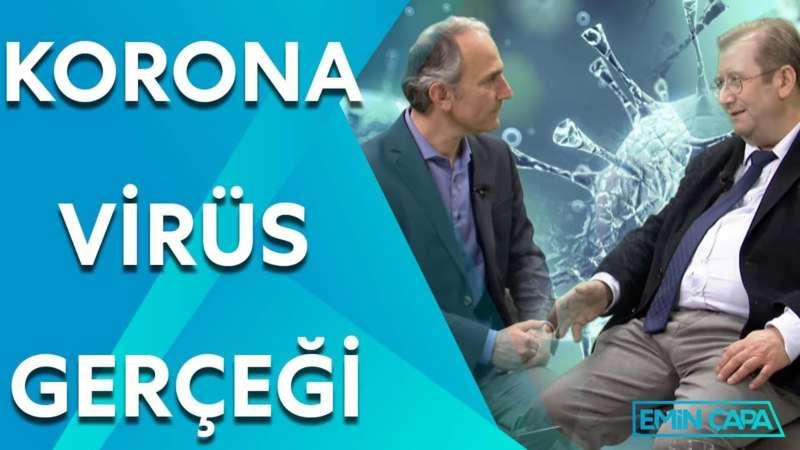 Virolog Gözüyle Korona Hakkında Her Şey! | Emin Çapa