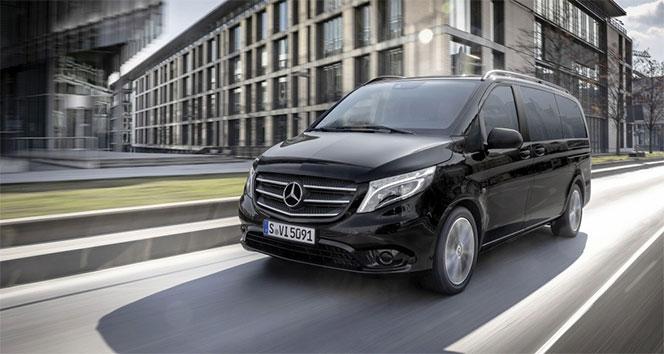 Yeni Mercedes-Benz Vito yeni modelini tanıttı