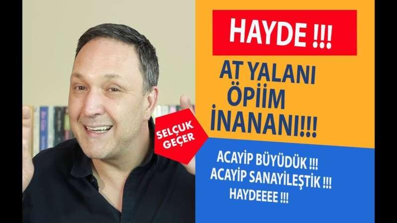 AT YALANI ÖPİİM İNANANI !!!