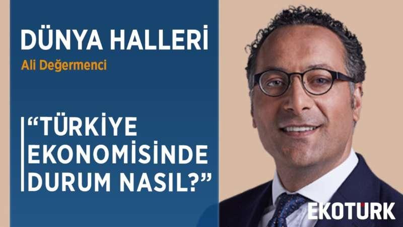 EROL EFENDİOĞLU TÜRKİYE EKONOMİSİNİ DEĞERLENDİRDİ? | Ali Değermenci | 07.04.2020