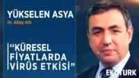 VİRÜSÜN ASYA EKONOMİSİNE ETKİSİ   Dr. Altay Atlı   Prof. Dr. Ahmet Sedat Aybar