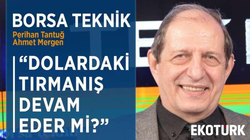 AHMET MERGEN'DEN TEKNİK ANALİZLER | 08.04.2020