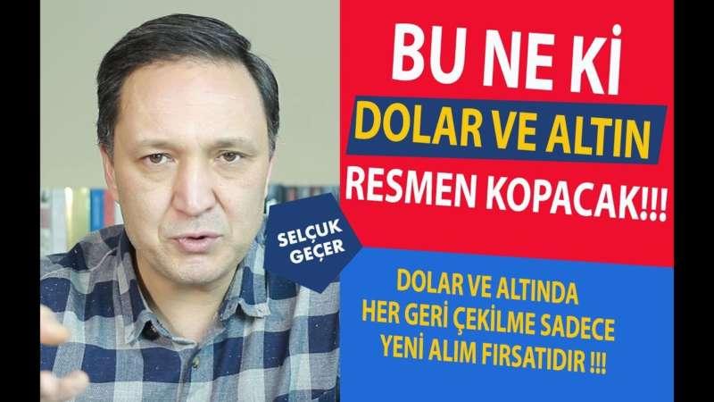 BU NE Kİ DOLAR VE ALTIN RESMEN KOPACAK !!!