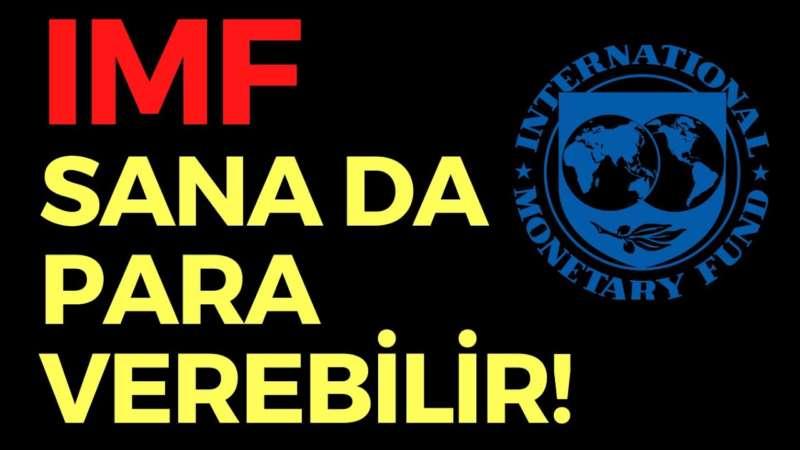 IMF SANA DA PARA VEREBİLİR, EKONOMİ HABERLERİ - DÜNYANIN HABERİ 83 - 10.04.2020
