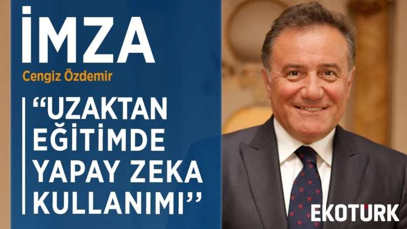 TÜRKİYE VE DÜNYADA EĞİTİMİN DİJİTALLEŞMESİ | Cengiz Özdemir | Enver Yücel | 31.03.2020