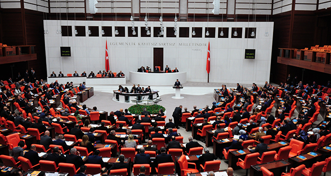 Ekonomik önlemler içeren kanun teklifi yasalaştı