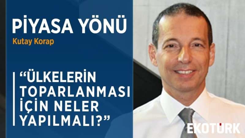 TEŞVİK PAKETLERİ ÜLKELERİ KRİZDEN ÇIKARIR MI? | Kutay Korap | Prof. Dr. Erhan Aslanoğlu | 07.04.2020