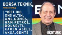 AHMET MERGEN'DEN TEKNİK ANALİZLER | Perihan Tantuğ | 04.03.2020