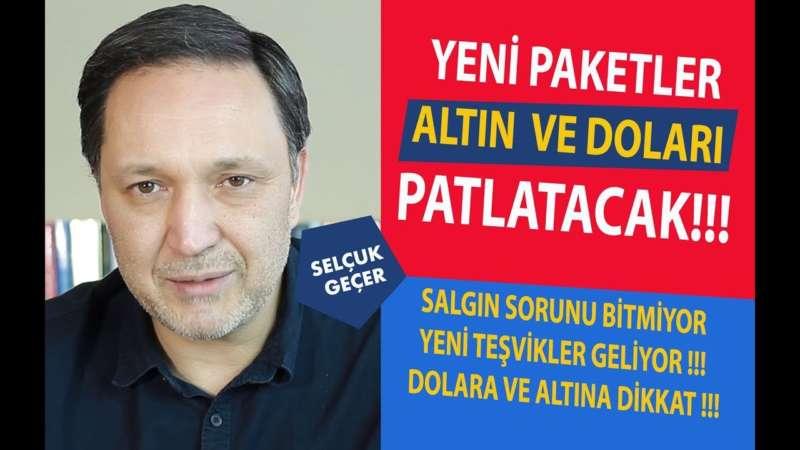 YENİ PAKETLER ALTIN VE DOLARI PATLATACAK!!!