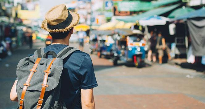 Seyahat sayısı 10 yılda 17 milyon 314 bin arttı