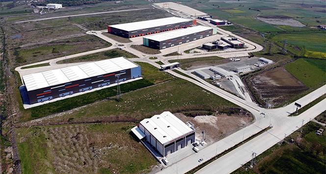Türkiye'nin ilk 'intermodal lojistik merkezi' Samsun'da