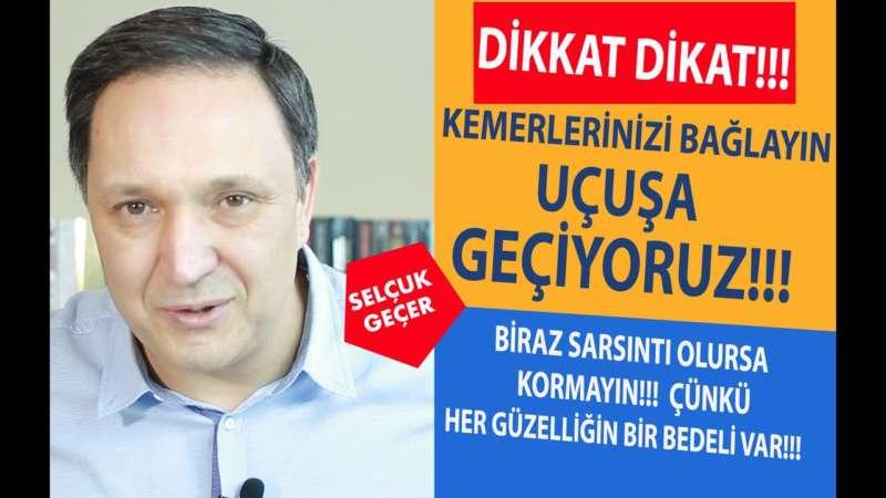 DİKKAT DİKKAT KEMERLERİNİZİ BAĞLAYIN UÇUŞA GEÇİYORUZ!!!