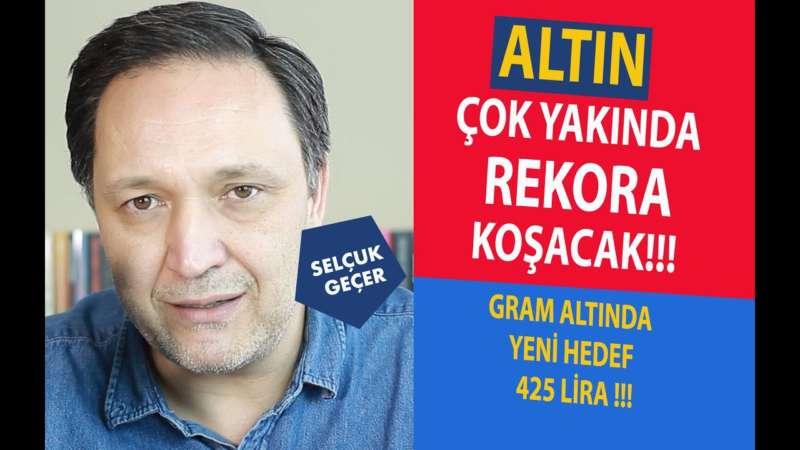 ALTIN ÇOK YAKINDA REKORA KOŞACAK !!!