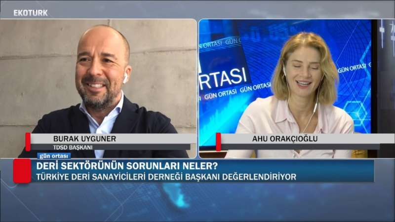 Türkiye'de Deri Sektörü