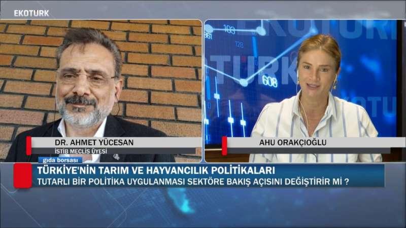 Türkiye'de Hayvancılık Sektörü