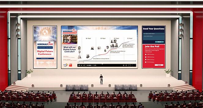 'Dijital Etkinlik Merkezi' 6 Haziran'da faaliyete geçiyor