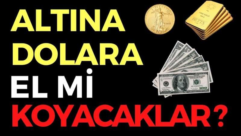 ALTINA DOLARA EL Mİ KOYACAKLAR, EKONOMİ HABERLERİ - DÜNYANIN HABERİ 103 - 25.05.2020