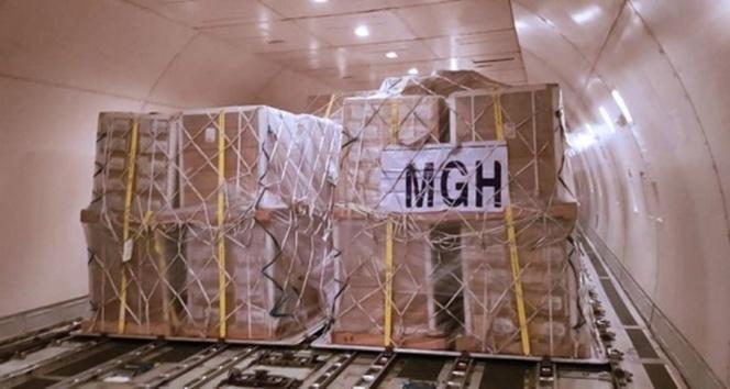 SpiceJet, kiralık uçaklarıyla COVID-19 salgınında Hindistan'a 4 bin ton yük taşıdığını duyurdu