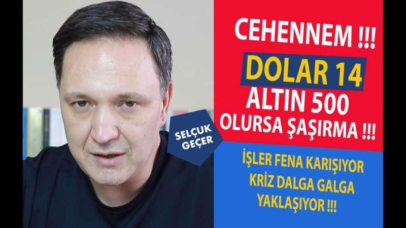 DOLAR 14 ALTIN 500 OLURSA ŞAŞIRMA !!!