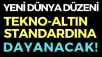 TEKNOLOJİK ALTIN STANDARDI GELİYOR – EKONOMİ HABERLERİ – DÜNYANIN HABERİ 108 – 05.06.2020