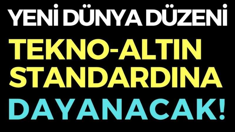 TEKNOLOJİK ALTIN STANDARDI GELİYOR - EKONOMİ HABERLERİ - DÜNYANIN HABERİ 108 - 05.06.2020