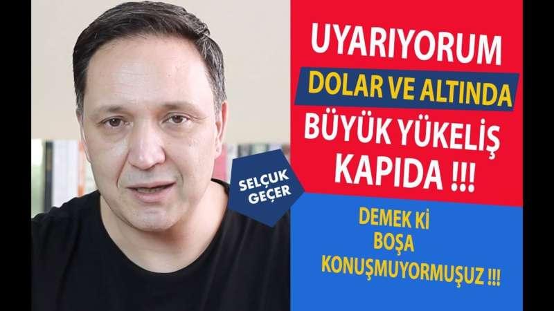DOLAR ALTINDA BÜYÜK YÜKSELİŞ KAPIDA !!!