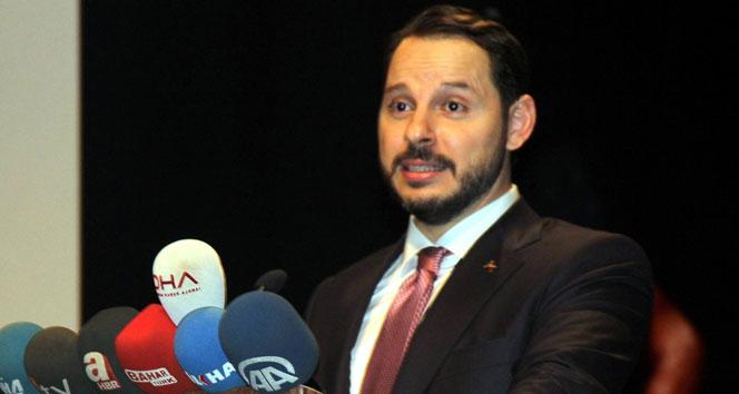 Bakan Albayrak: 'Peak'ın satışı Türk ekonomi tarihinin en büyük şirket satışlarından biri oldu'