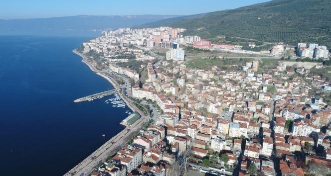Bursa'da TOKİ'den 1250 lira taksitle konut satışı