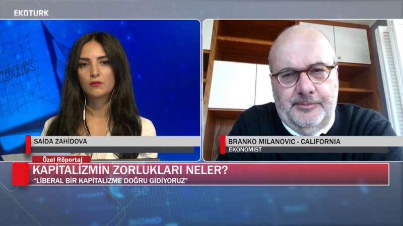Kapitalizmin zorlukları neler? | Branko Milanovic