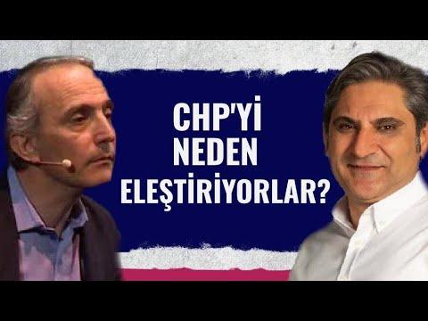 İnsanlar CHP'yi Neden Eleştiriyor?   Emin Çapa-Aykut Erdoğdu   Emin Çapa